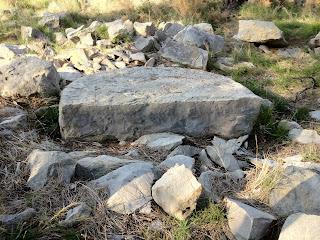 Carreus ruta dels picapedrers de Xeresa