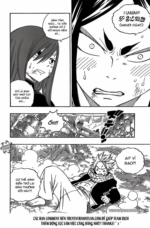 Fairy Tail chap 349 trang 19