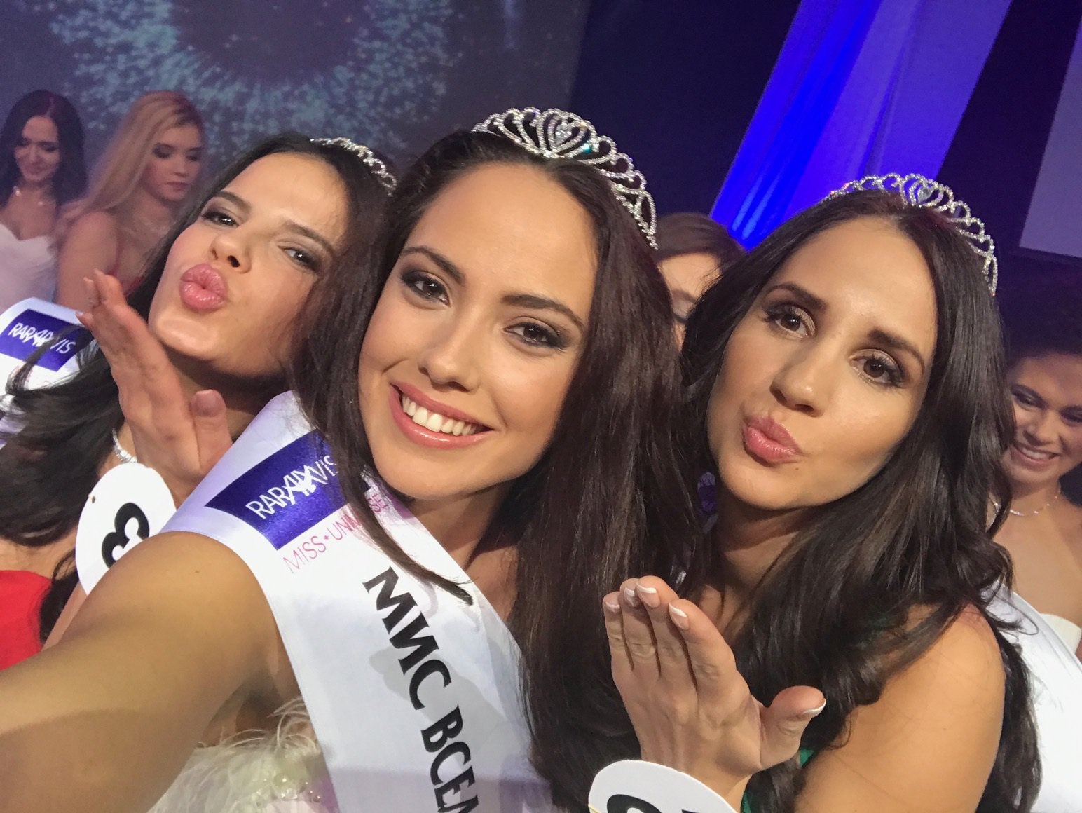 Miss Universe 2016 contestants Bulgaria2