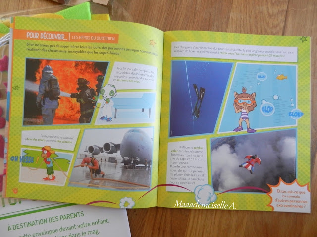 || Kit Créatif Pandacraft : Les Super-Héros (Présentation & Avis)