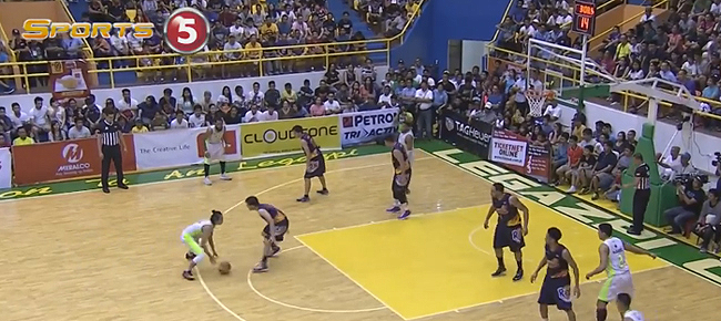 Terrence Romeo's NASTY Crossover On Chris Tiu (VIDEO)