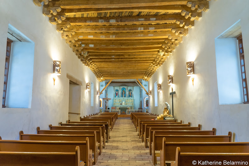 Socorro Mission Chapel El Paso Things to Do Texas Weekend Getaway