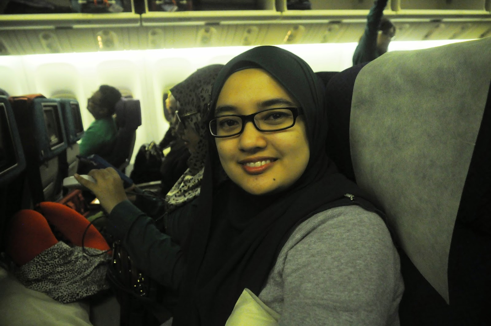 me in the plane MH 386, malaysia airlines