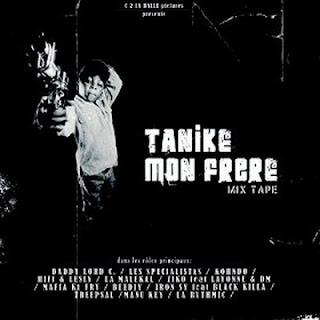 VA - C2Laballe - Tanike Mon Frere (2016)
