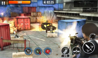 Elite Killer: SWAT v1.3.1 Mod Apk (Lot of Money)