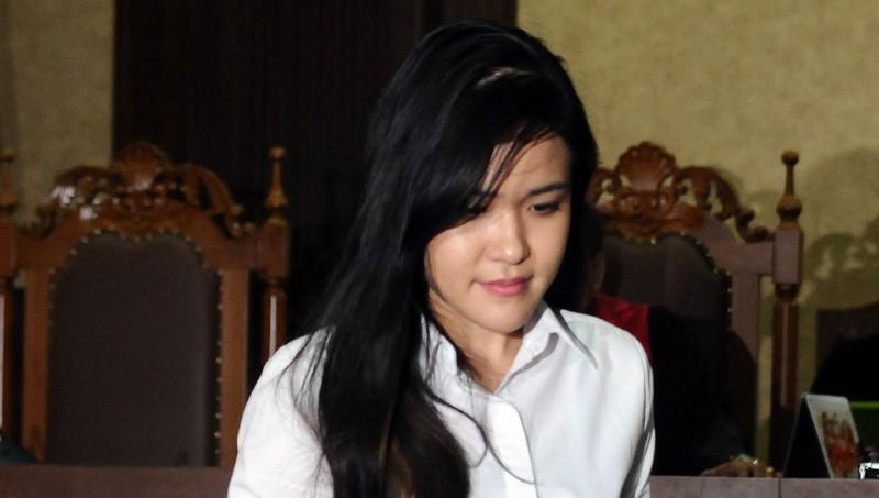 Jessica Kumala Wongso di PN Jakpus