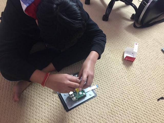 SANYALnet Labs: Portable RetroPi - Raspberry Pi Touchscreen Connection - Step 2