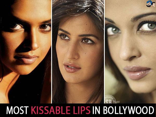 Katrina kaif + Ashwarya Rai + Deepika Padukorne Hot Lips Pics 2016