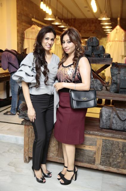 Dhharna Hasija + Shalini Singh