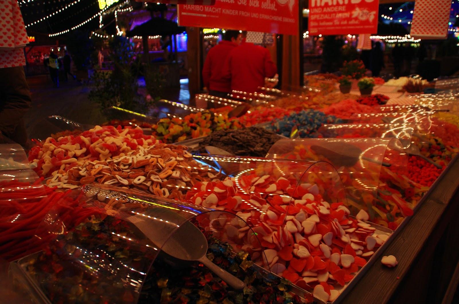 Winter Wonderland Hyde Park Sweets