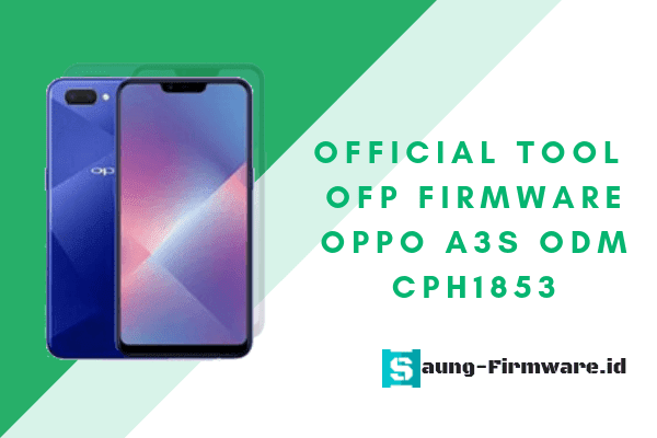 Oppo A3s Tool Id Password