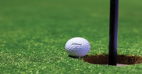 Belajar Golf