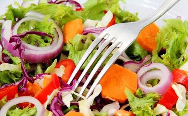 Cara Diet Alami Dan Sehat Raw Food
