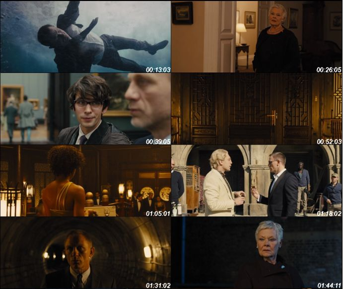 Skyfall (2012) - Screenshots