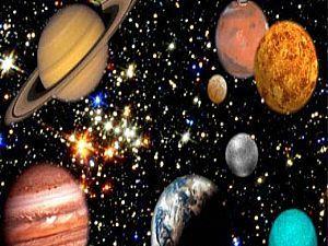 تعريف النجوم و الكواكب و المجرات