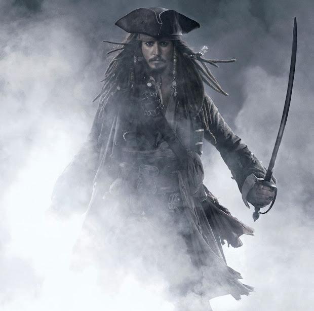 Pirates Caribbean Stranger Tides
