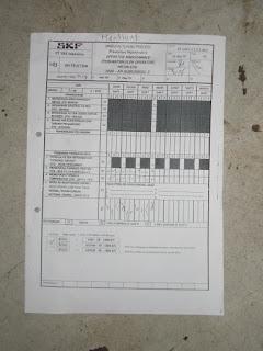 Form Maintenance Machine EGG