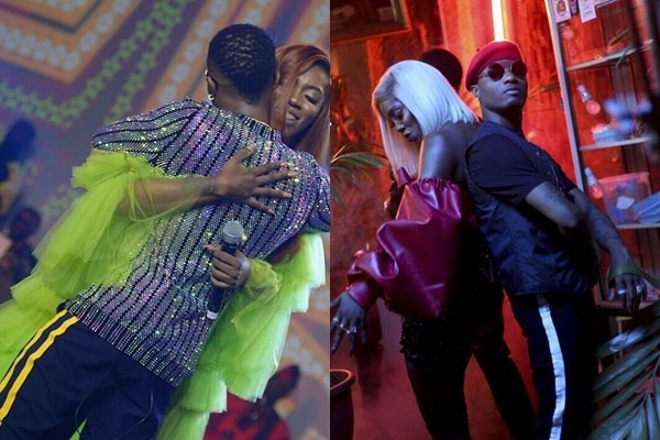 Why Wizkid Is Special To Me – Tiwa Savage