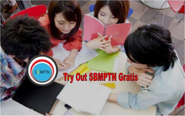 Soal Try Out Online SBMPTN Gratis Tahun 2019