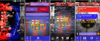 BBM Barcelona for Gingerbread