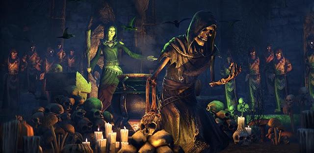 The Elder Scrolls Online presenta el Festival de Brujas