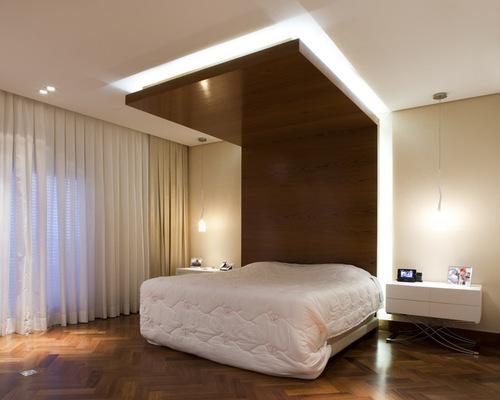 model plafon ruang tamu kecil