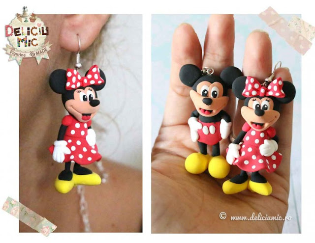 figurine minnie mouse