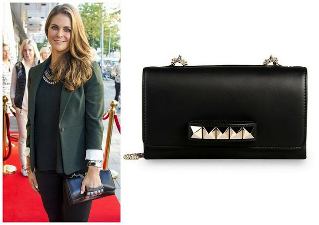 Princess Madeleine and Valentino Bag