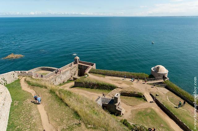Fort la Latte viaje Bretaña Francia que ver Costa Esmeralda