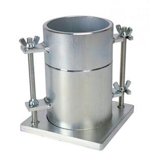 Molding Standard Proctor Mold