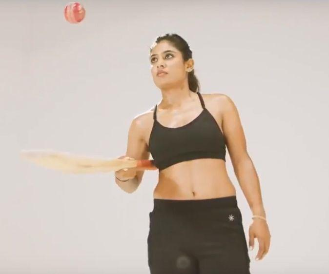 Indian Women Cricketer Mithali Raj Hot and Seductive Photos is too sexy to handle