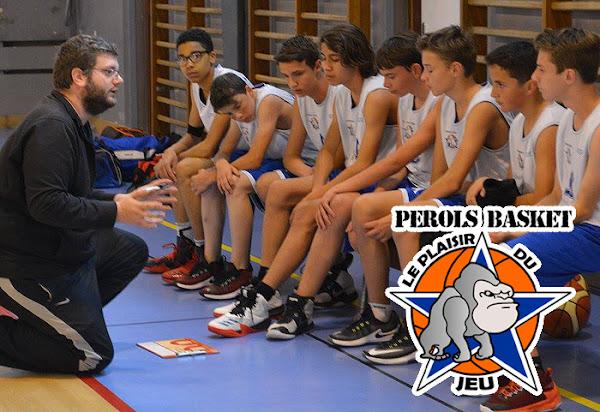 Clément Molle basket