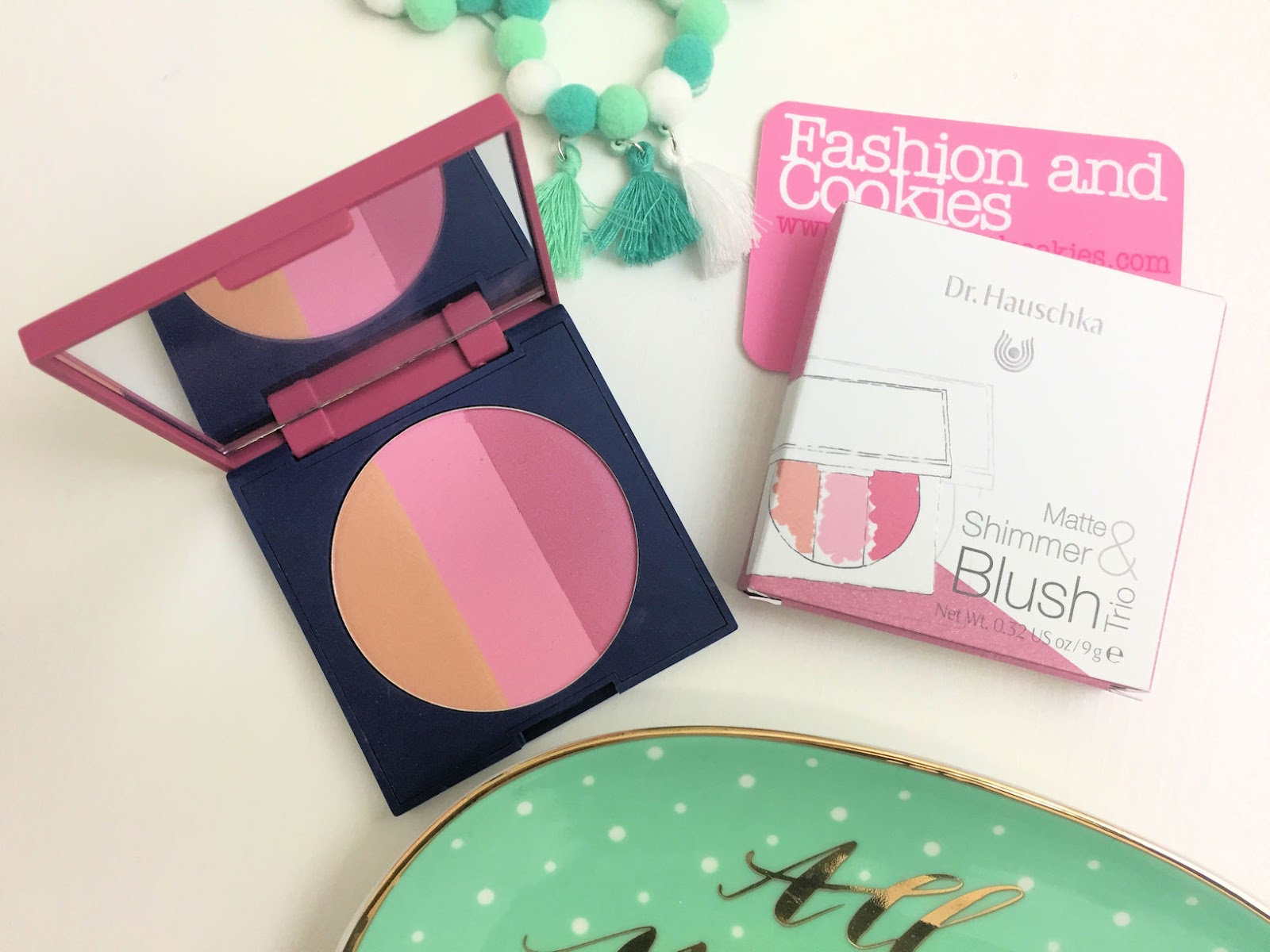"""collezione makeup Dr. Hauschka per l'autunno/inverno 2016/2017 """"Welcome Back"""" su Fashion and Cookies fashion and beauty blog, beauty blogger"""