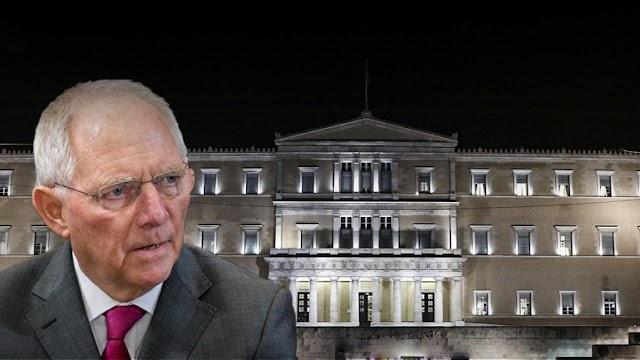 Le Monde: Ελευθερώστε την Ελλάδα από τον δυνάστη Σόιμπλε!
