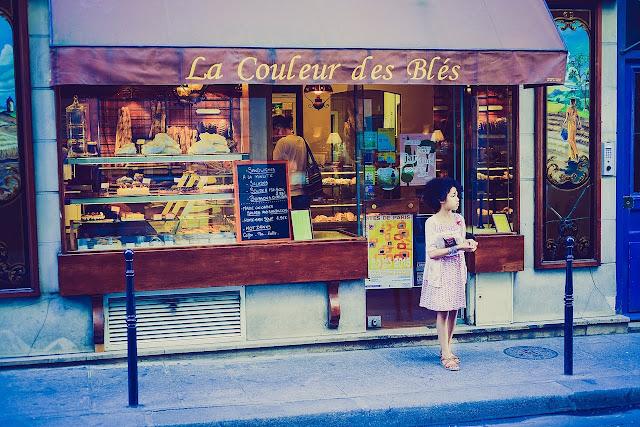 paryż kulinarny