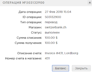 switzerbank отзывы