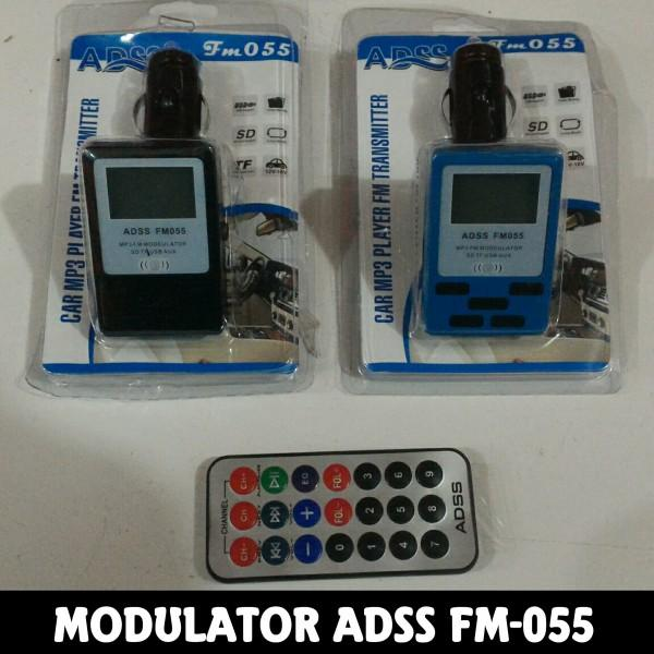FM Modulator MP3 ADSS