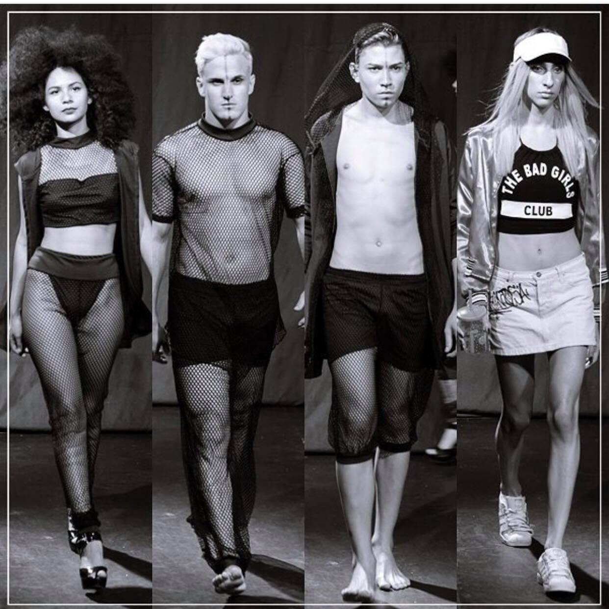 Seleção de Modelos / Periferia Inventando Moda: A Seleção