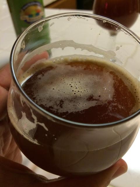 Green Flash Barleywine Style Ale 5
