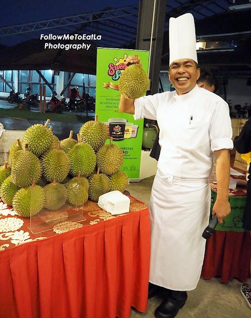 Meet Host Cum Chef Kamaruddin Of BGR