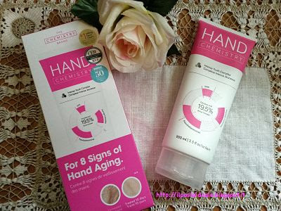 Hand Chemistry crema mani