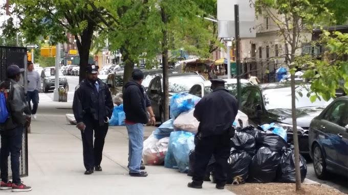 Orinar, beber, tirar basura, hacer ruidos y escupir en calles de Nueva York se convierten en delitos civiles
