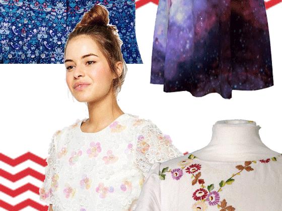April dressmaking inspiration