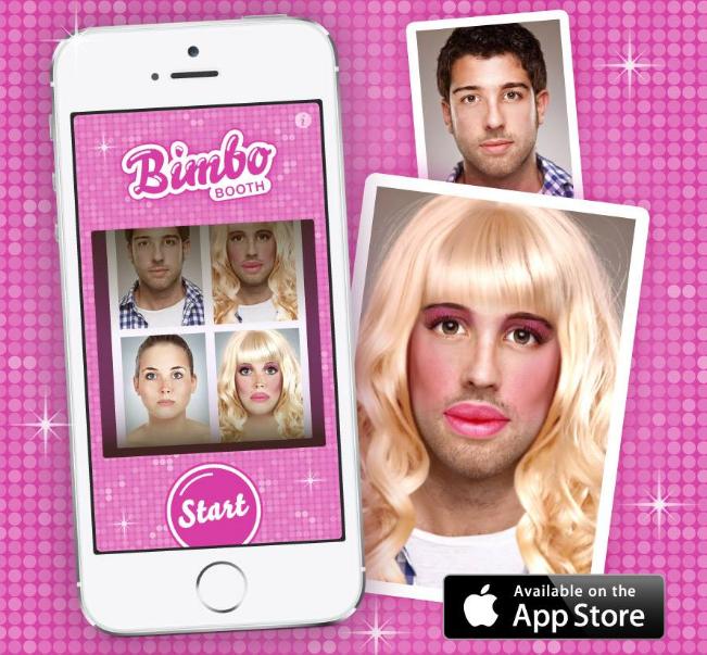 Photo Swap App