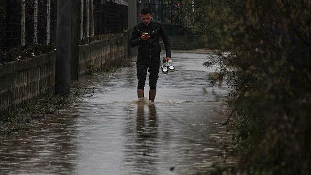 Βοήθεια στην Αλβανία έστειλε η Ελλάδα λόγω της πρωτοφανούς κακοκαιρίας