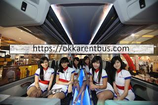 Sewa Bus Pariwisata di Gresik