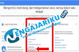 Cara Backup Data Akun Gmail