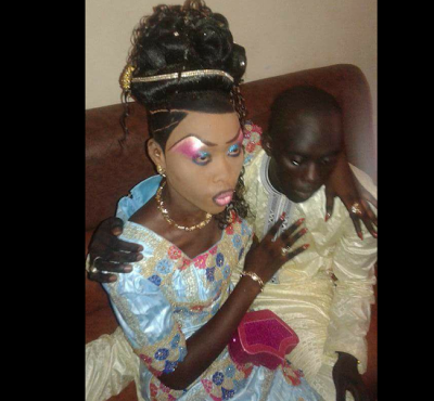 """""""Beautiful"""" Woman Who Posed With Her Man Causes Stir Online. See Why"""