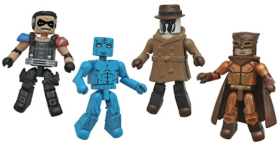 Watchmen Movie Minimates Box Set by Diamond Select Toys