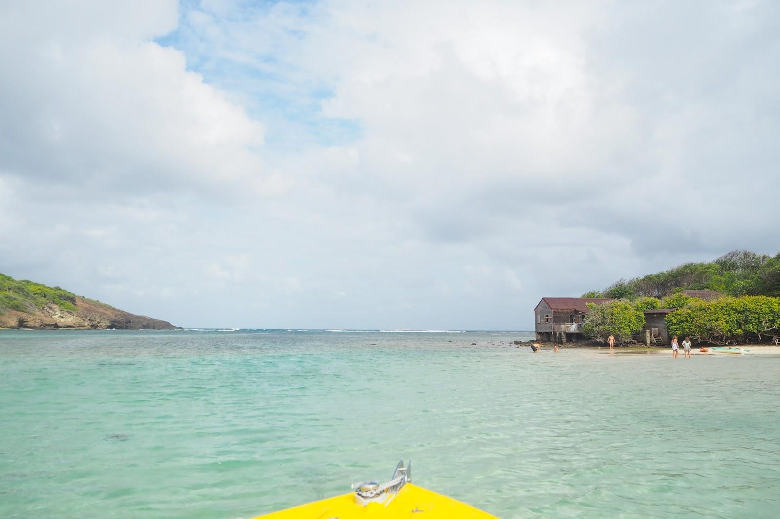 Martinique excursion bateau pêcheurs